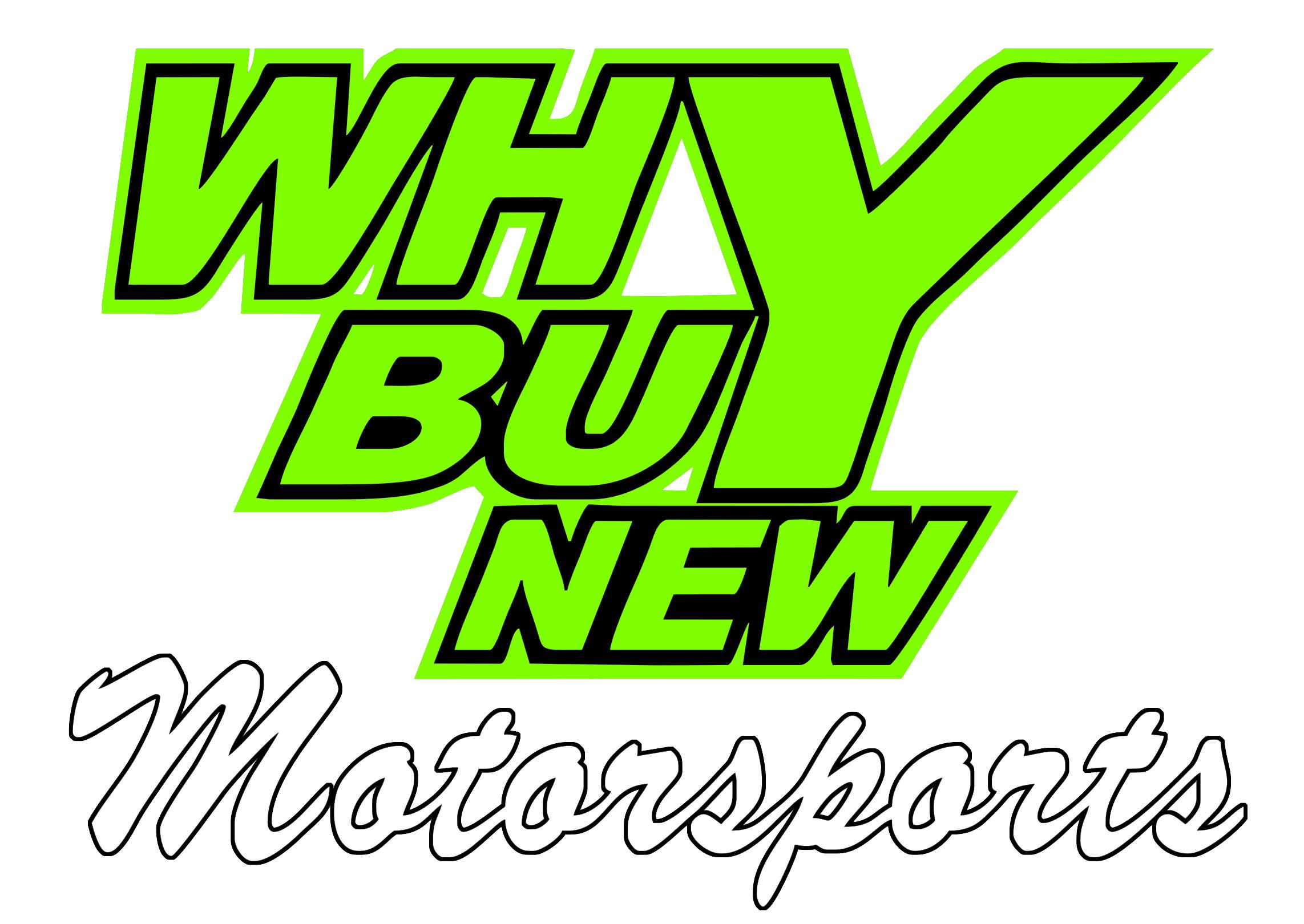 WhyBuyNewMotorsports